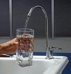 Установка фильтра очистки воды город Челябинск