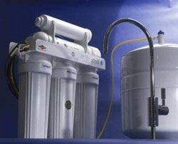 Установка фильтра очистки воды в Челябинске