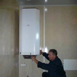 Установка водонагревателя в Челябинске. Монтаж и замена бойлера г.Челябинск.